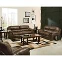 Jackson Furniture Bradshaw Stationary Living Room Group - Item Number: 4530 Living Room Group 1