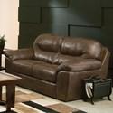 Jackson Furniture Bradshaw Loveseat - Item Number: 4530-02-1406-59