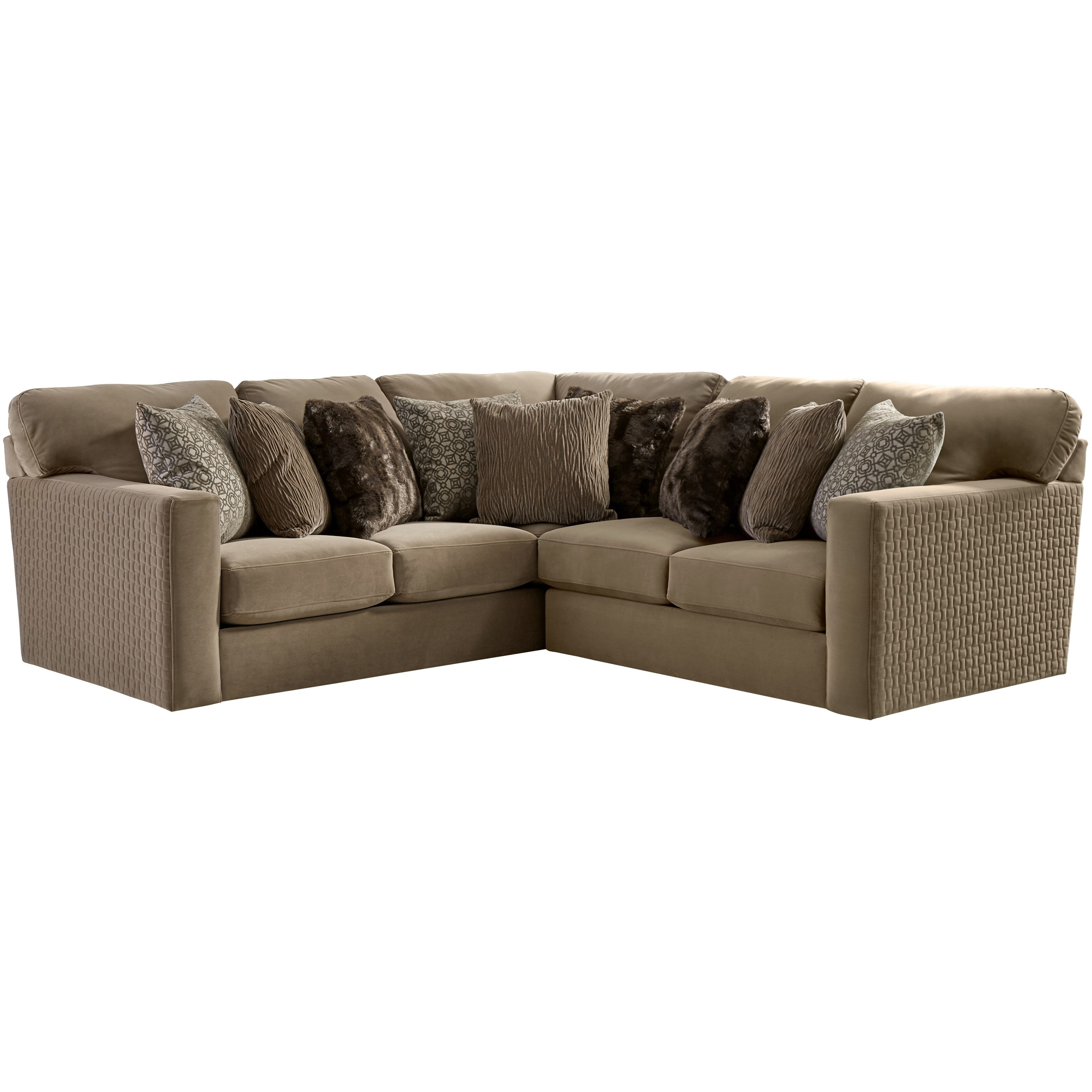 Carlsbad Sectional by Jackson Furniture at Northeast Factory Direct