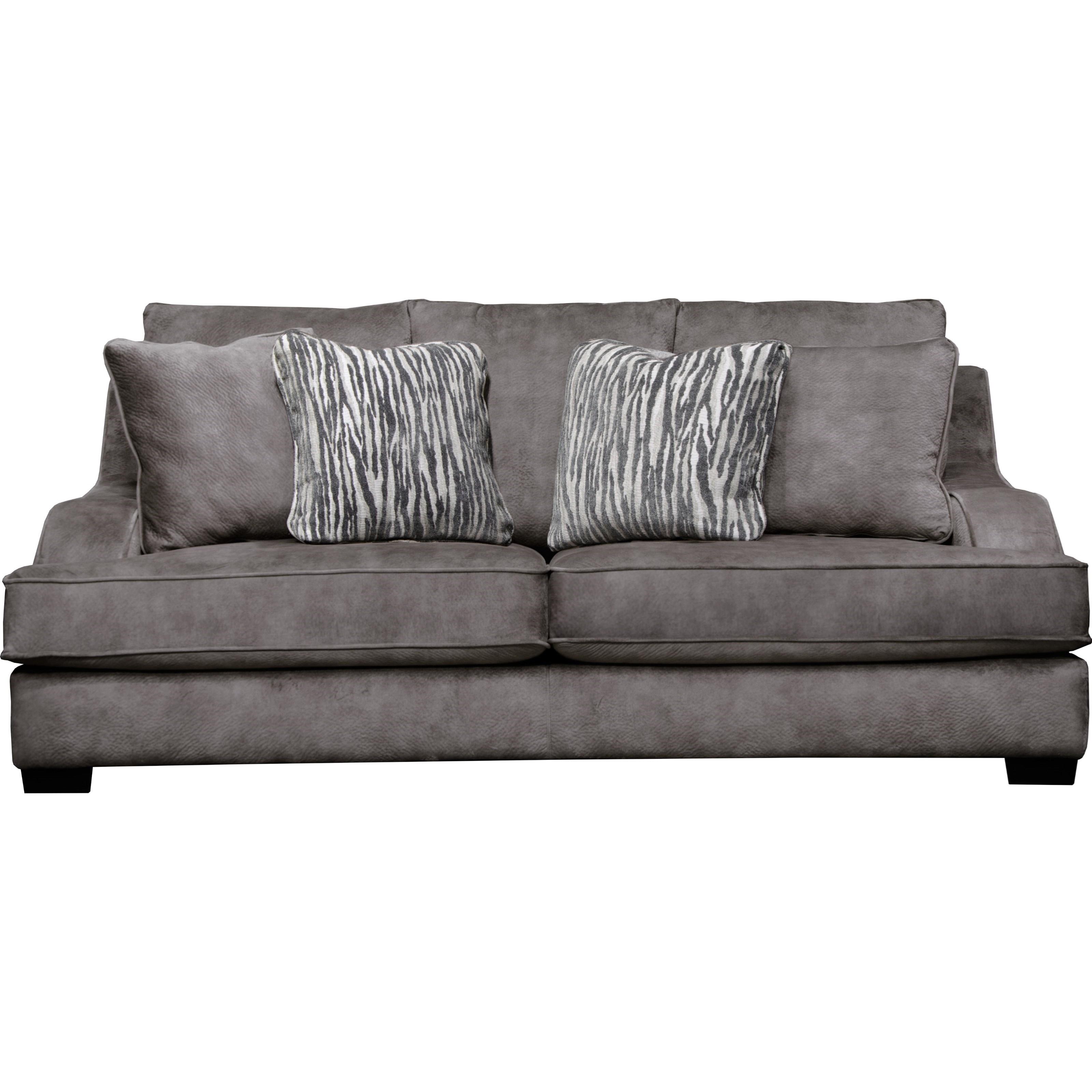 Jackson Furniture Carlsen Sofa - Item Number: 3157-03-2878-28