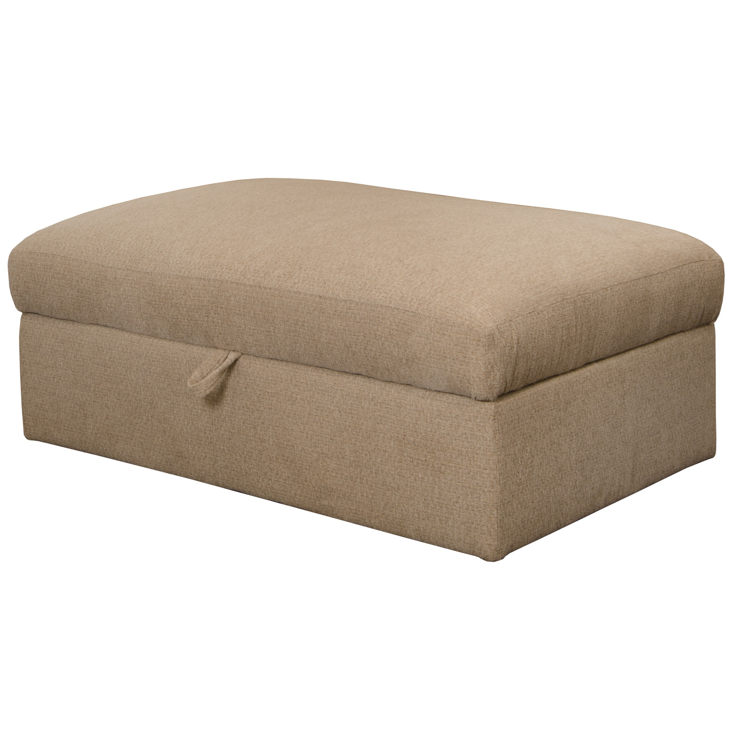 Copeland Storage Ottoman by Jackson Furniture at Northeast Factory Direct