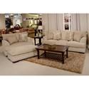 Jackson Furniture Crompton Sofa with Casual Style