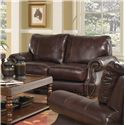Jackson Furniture Dawson Loveseat - Item Number: 4408-02-1274-04-3074-04