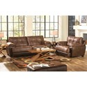 Jackson Furniture Drummond Living Room Group - Item Number: 4296 Living Room Group 3 Sunset