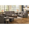 Jackson Furniture Drummond Living Room Group - Item Number: 4296 Living Room Group 4 Dusk
