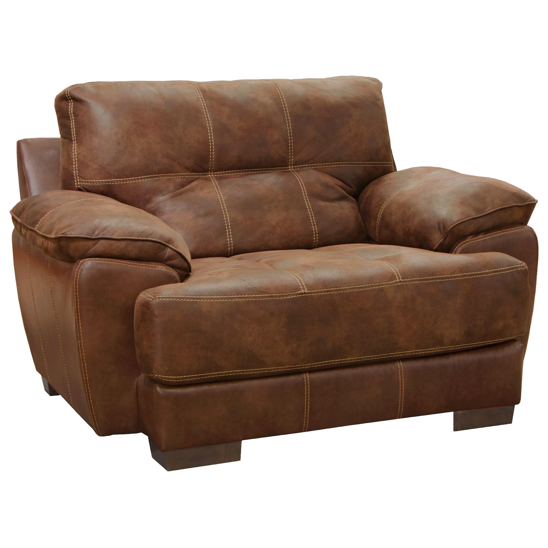 Drummond Living Room Set Dusk Jackson Furniture: Jackson Furniture Drummond Chair And A Half With Exposed