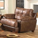 Jackson Furniture Drummond Chair and a Half - Ottoman Sold Separately