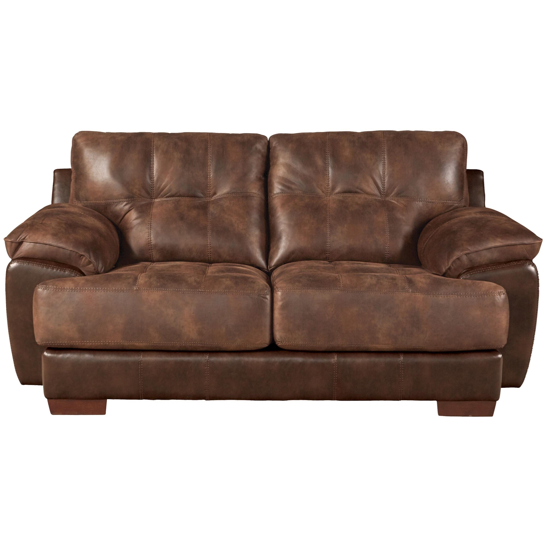 Drummond Living Room Set Dusk Jackson Furniture: Jackson Furniture Drummond 4296-02 Two Seat Loveseat With