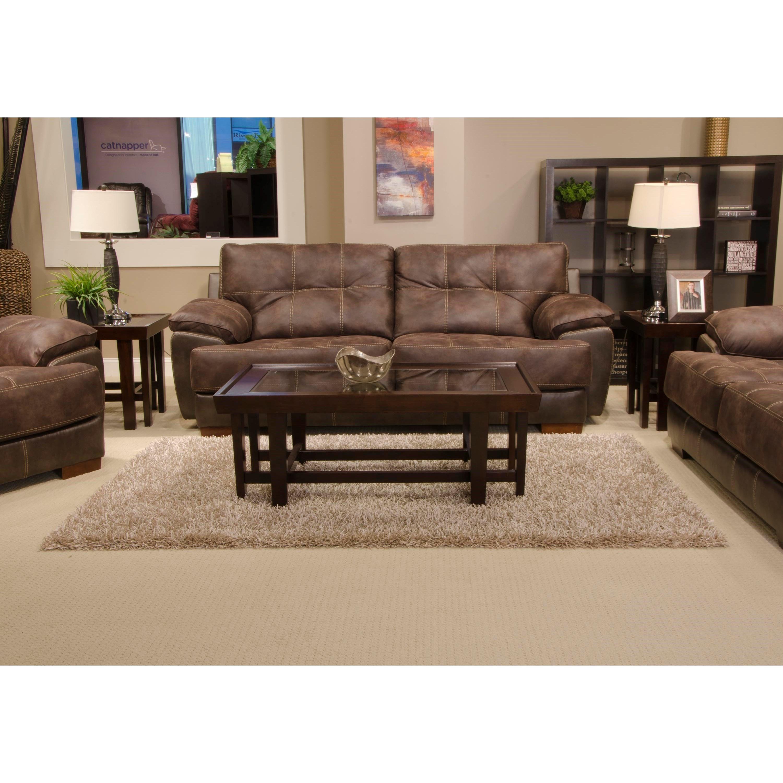 Jackson Furniture Drummond 4296-03 Two Seat Sofa With