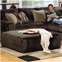 Jackson Furniture 4377 Everest Ottoman - Item Number: 4377-28-2334-09