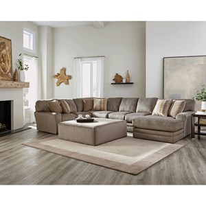 Jackson Furniture Everest 3 Piece Sectional