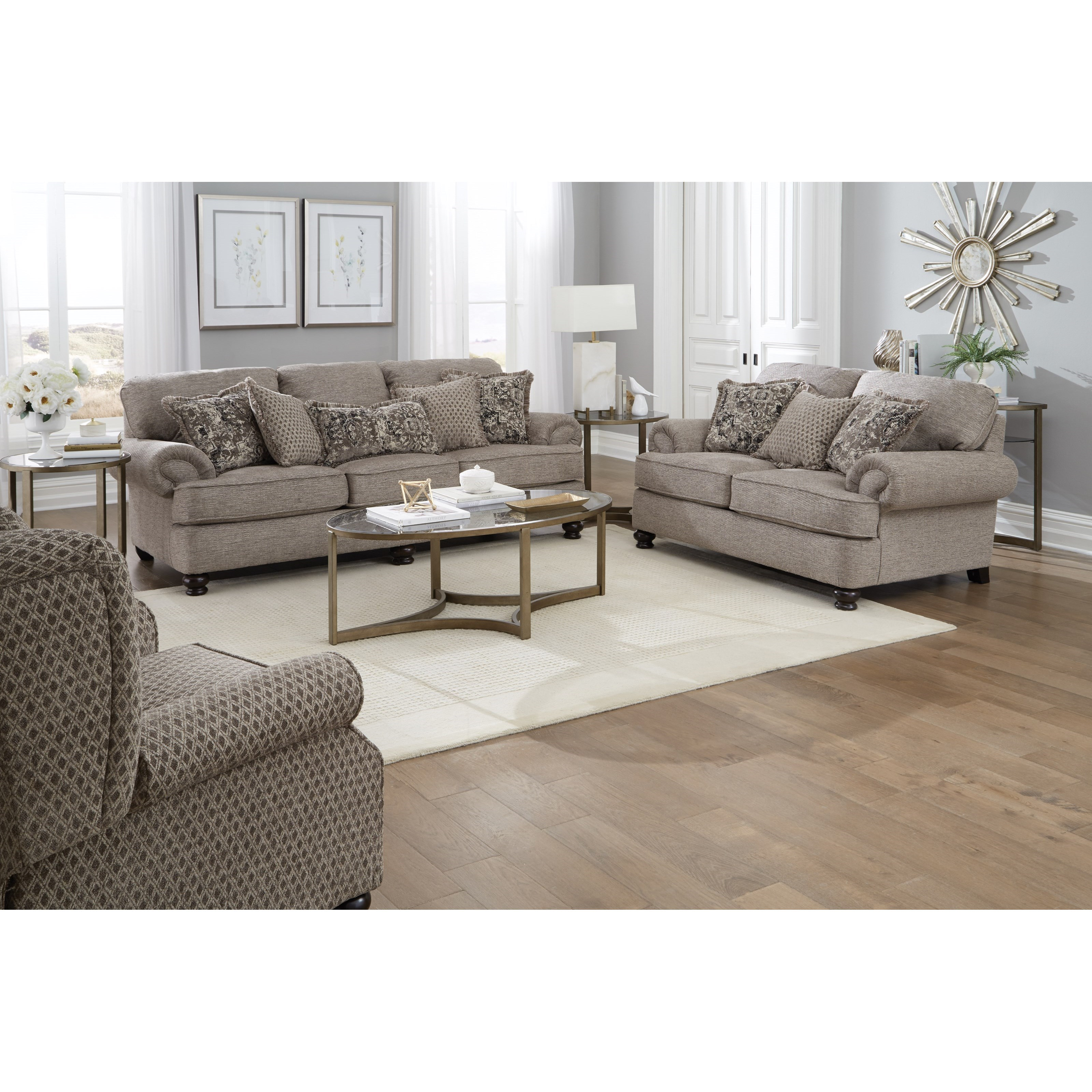 Freemont Living Room Group by Jackson Furniture at Northeast Factory Direct