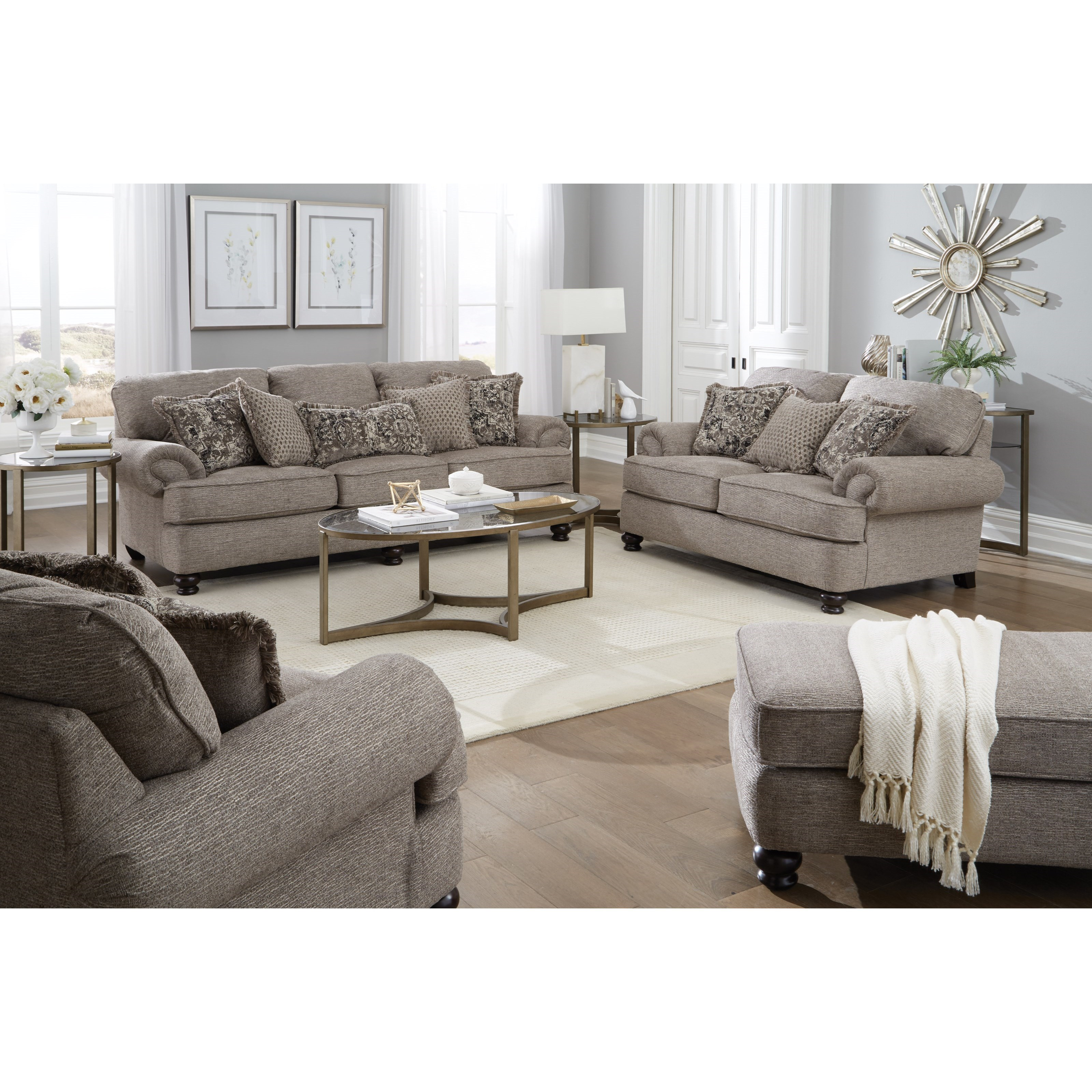 Frisco Living Room Group Jackson Frisco by Jackson Furniture at Crowley Furniture & Mattress