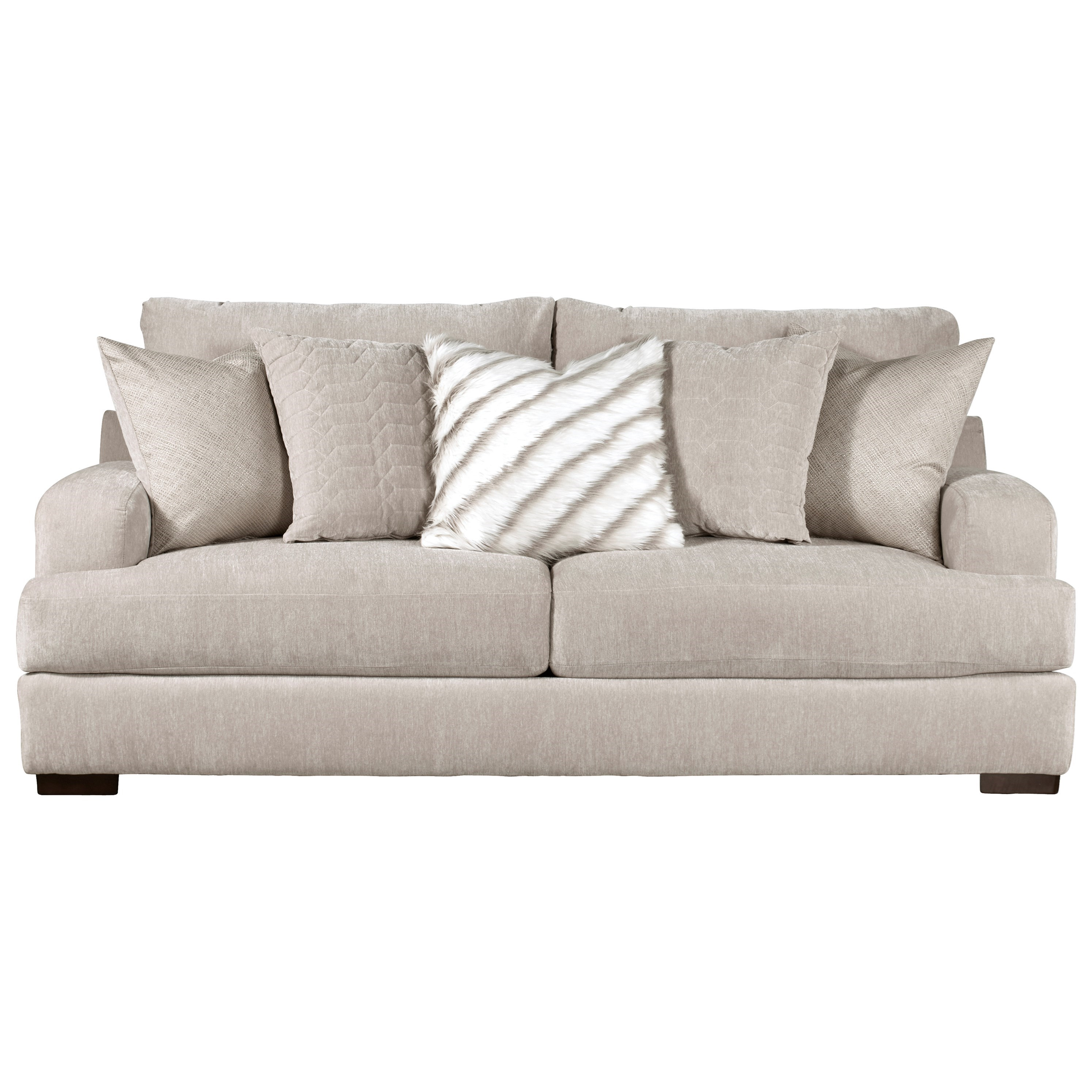 Gabrielle Living Room: Jackson Furniture Gabrielle Sofa With Track Arms