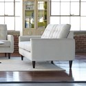 Jackson Furniture Haley Loveseat - Item Number: 4313-02-Dove