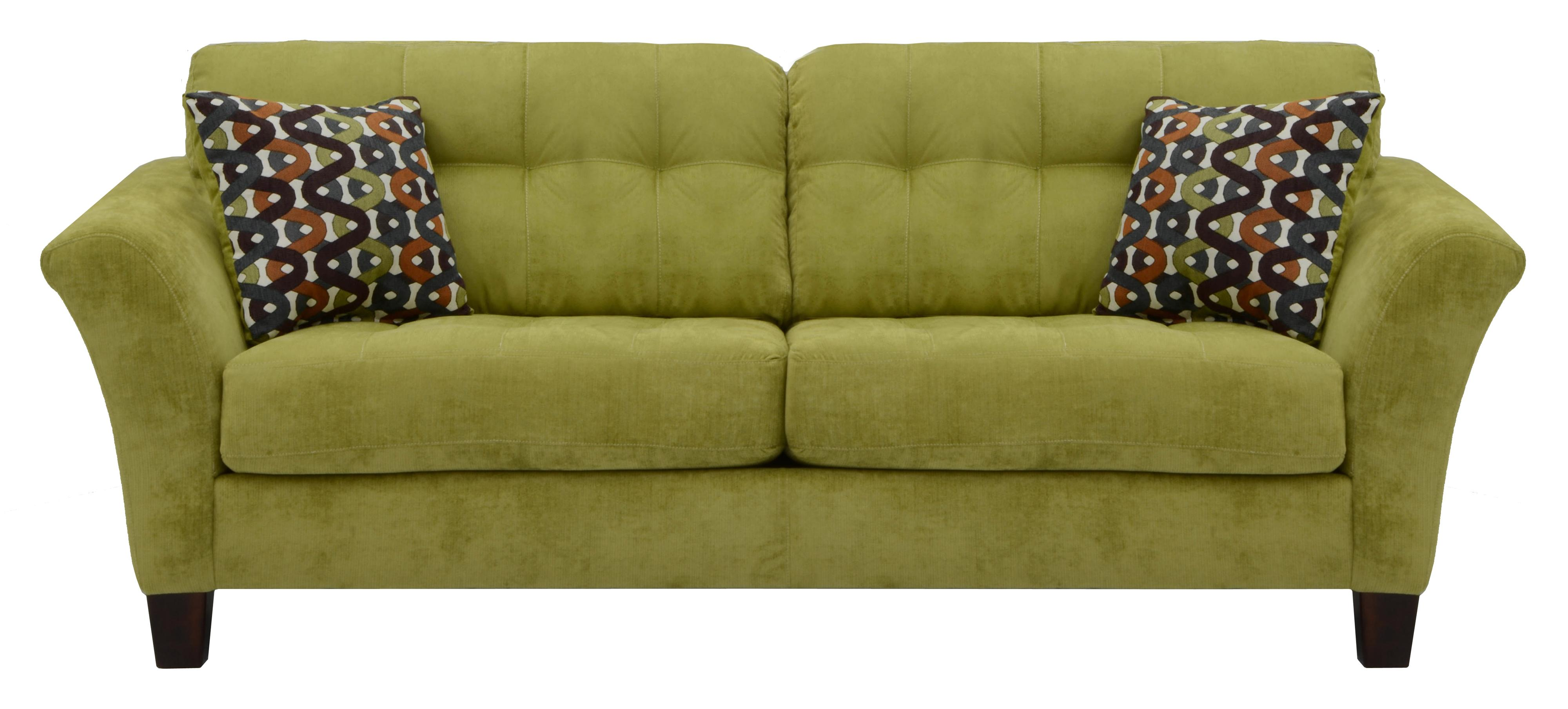 Jackson Furniture Halle 4381-03 Sofa With 2 Seats And