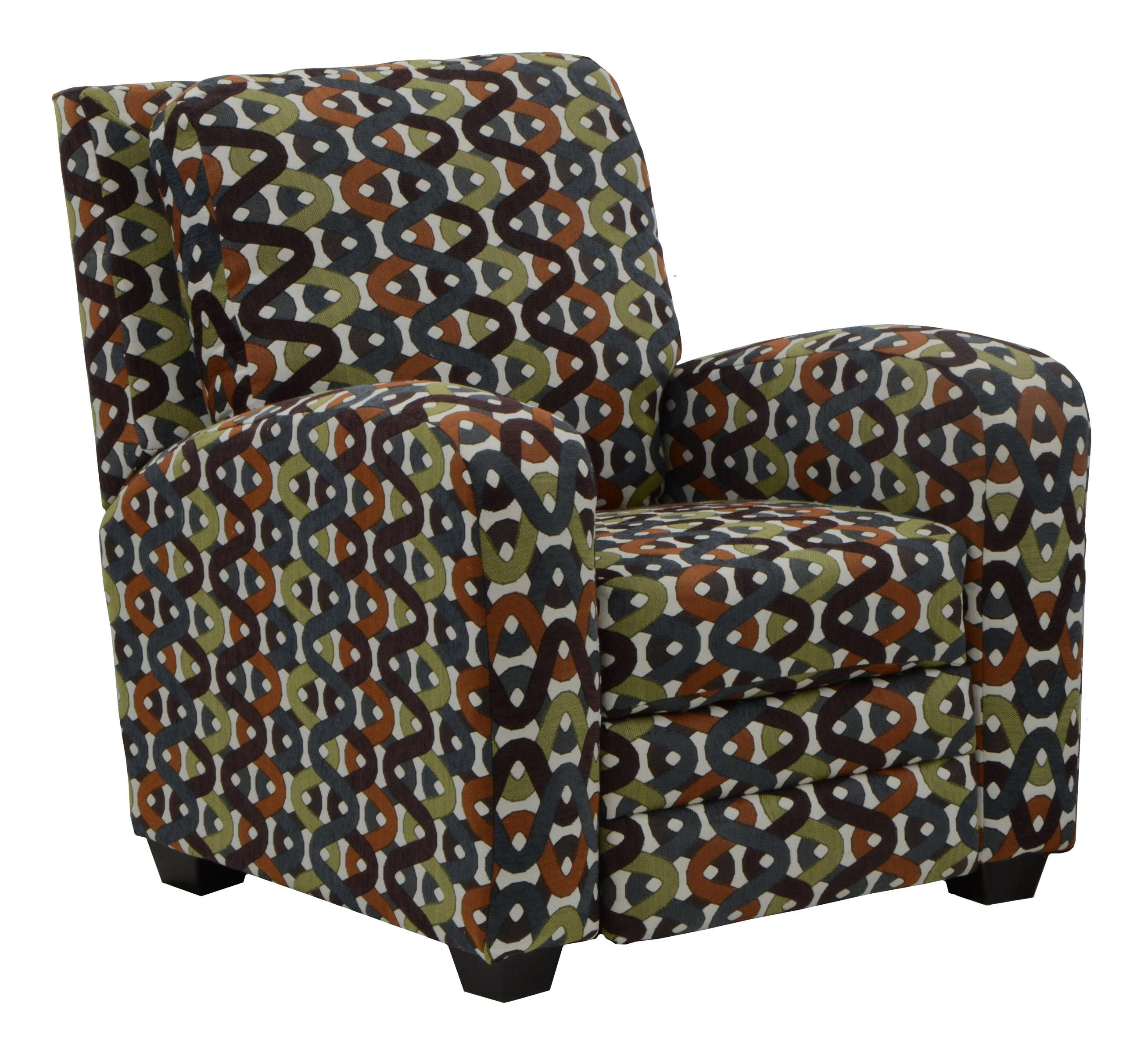 Jackson Furniture Halle Reclining Chair - Item Number: 4381-11-Gemstone