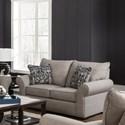 Jackson Furniture Maddox Loveseat - Item Number: 4152-02-1631-28
