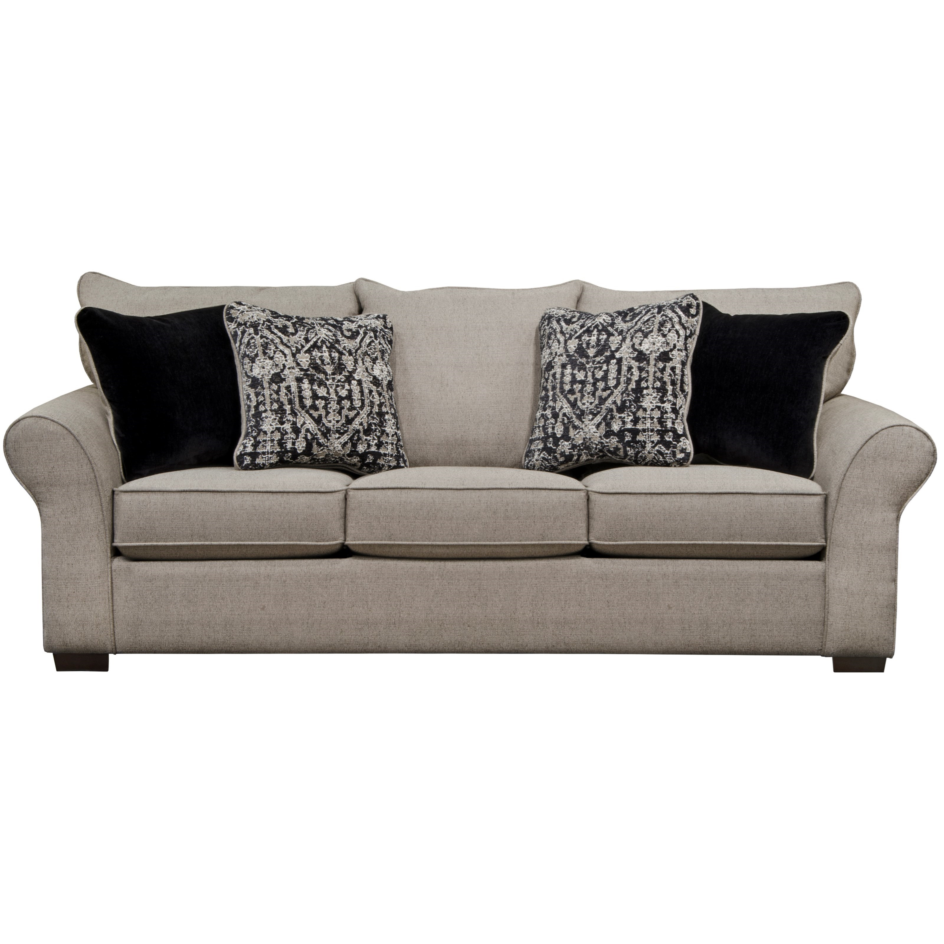 Furniture Furniture Stores In Lake Jackson Texas: Jackson Furniture Maddox 4152-03 Transitional Sofa With