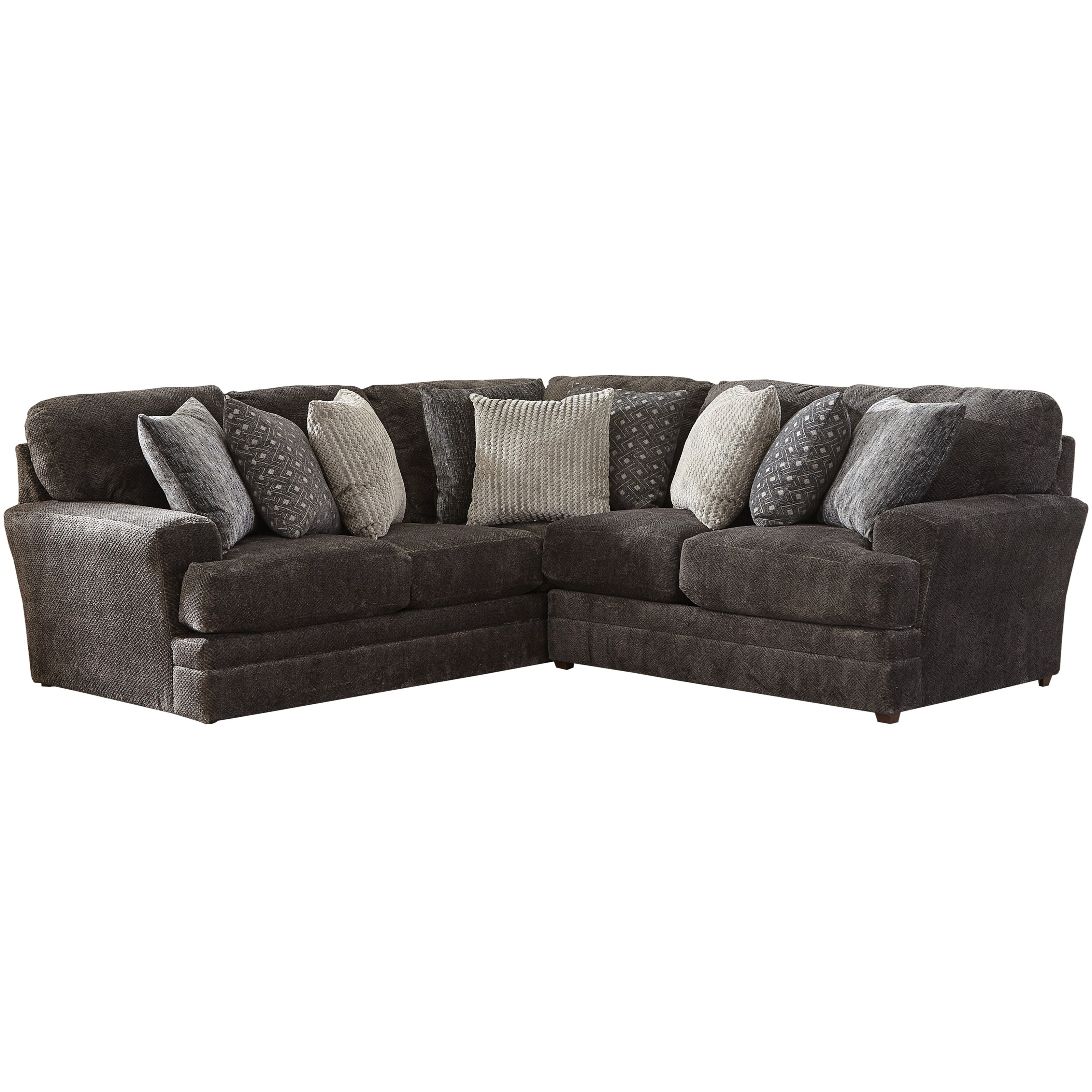Mammoth 2 Piece Sectional by Jackson Furniture at Gill Brothers Furniture