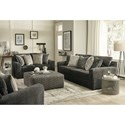 Jackson Furniture Midwood Living Room Group - Item Number: 3291 Living Room Group 2
