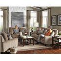 Jackson Furniture Mulholland Stationary Living Room Group - Item Number: 3255-2761-28 Living Room Group 1