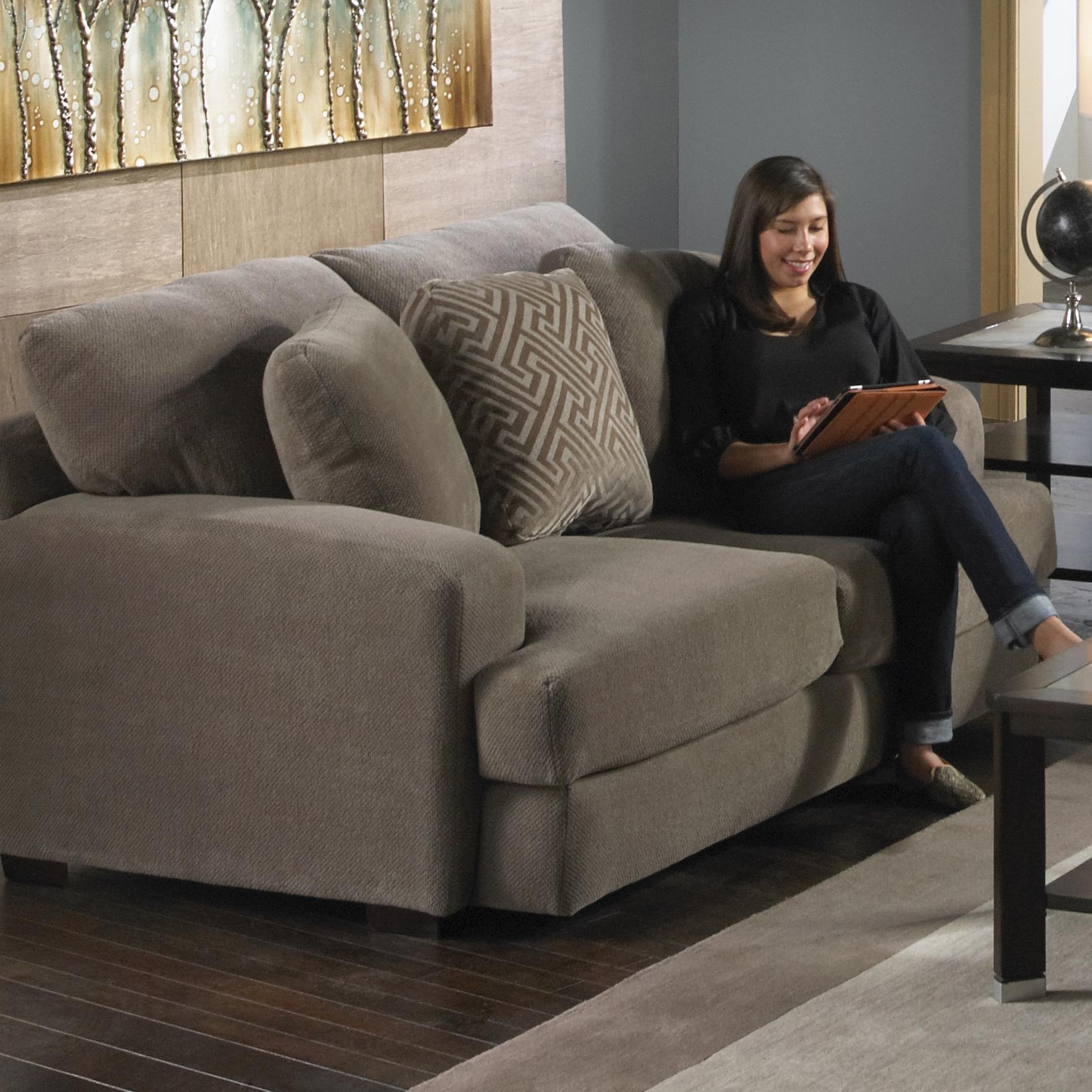 Jackson Furniture Palisades Loveseat - Item Number: 4186-02 1983-49