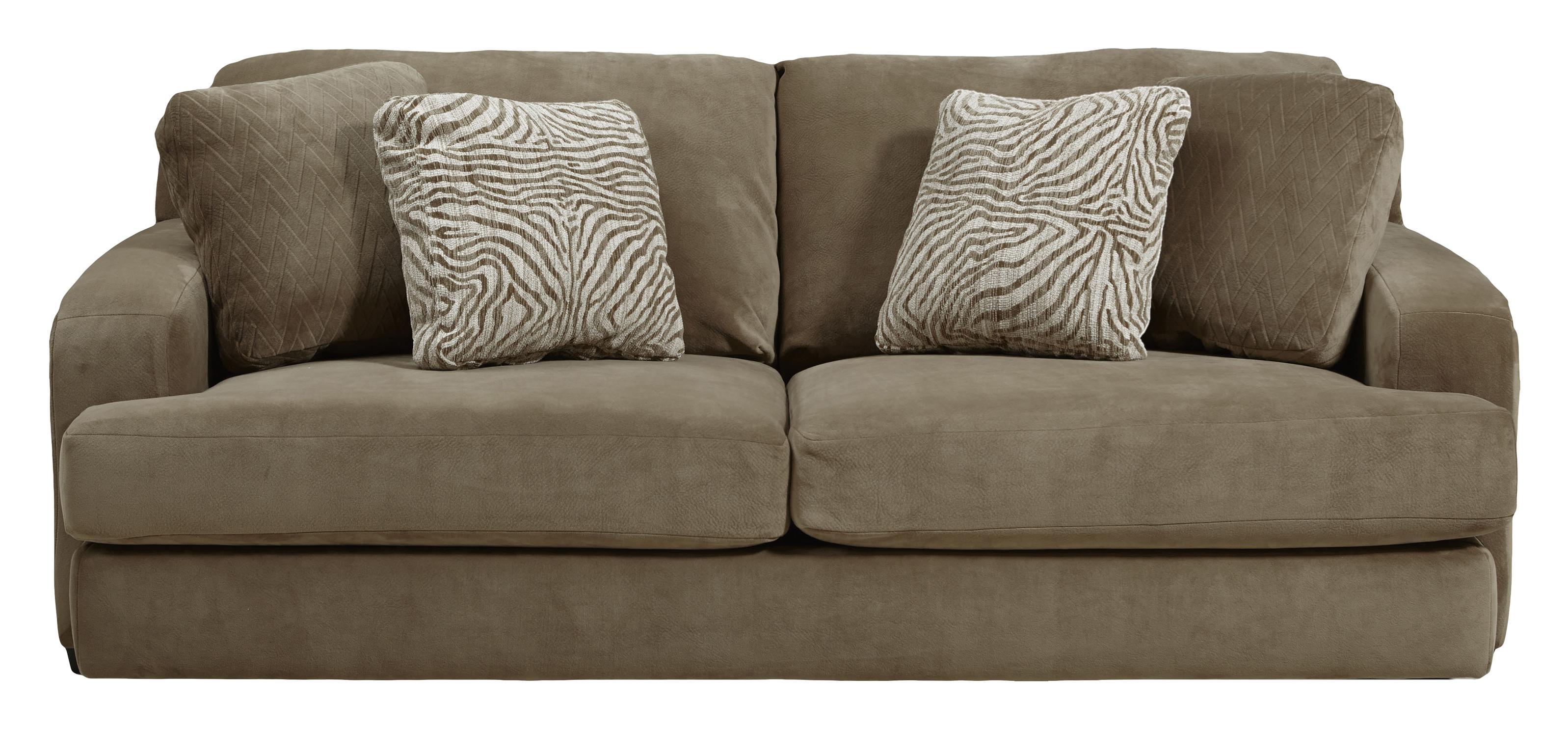 Jackson Furniture Palisades Sofa - Item Number: 4186-03 Bronze