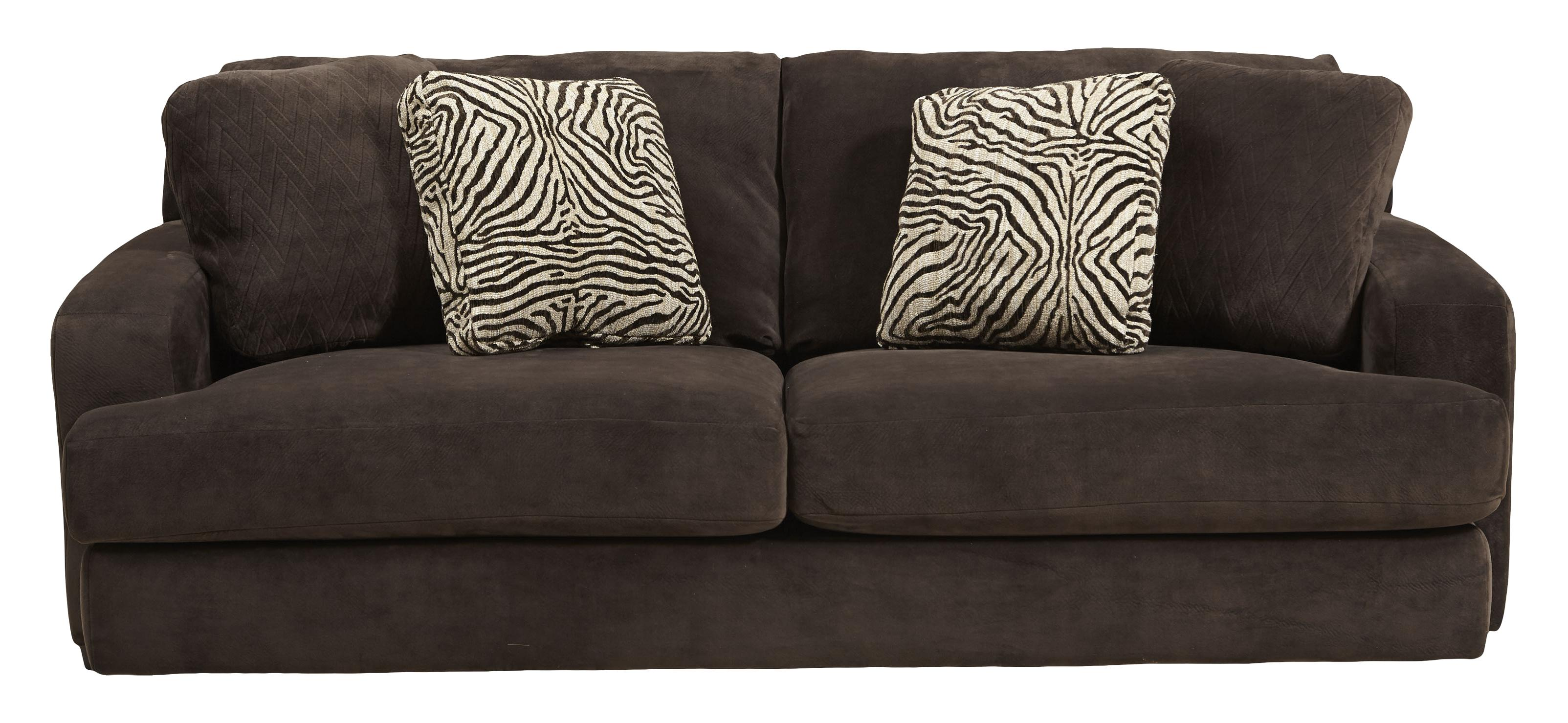 Jackson Furniture Palisades 4186 03 Casual Modern Sofa Efo Furniture Outlet Sofas