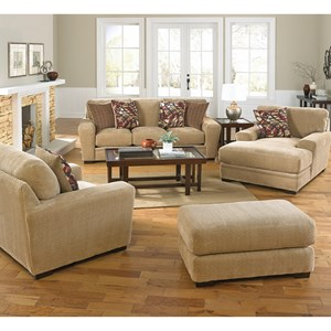 Jackson Furniture Prescott Living Room Group