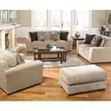 Jackson Furniture Prescott Casual Contemporary Chair