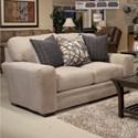 Jackson Furniture Prescott Casual Contemporary Loveseat - Item Number: 4487-02-2801-18