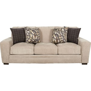 Jackson Furniture Prescott Casual Contemporary Sofa