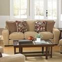Jackson Furniture Prescott Casual Contemporary Sofa - Item Number: 4487-03-2801-36