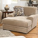 Jackson Furniture Prescott Casual Contemporary Chaise - Item Number: 4487-09-2801-18