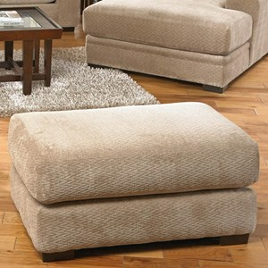 Jackson Furniture Prescott Casual Contemporary Ottoman