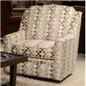Jackson Furniture Sutton  Swivel Chair - Item Number: 722-21-Beige Print