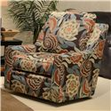 Jackson Furniture Sutton  Swivel Chair - Item Number: 722-21-MultiColor Floral