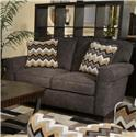 Jackson Furniture Zachary Loveseat - Item Number: 3278-02-1995-89