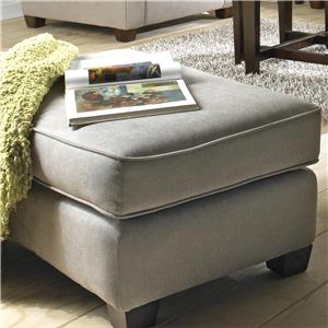 Jackson Furniture Zachary Ottoman