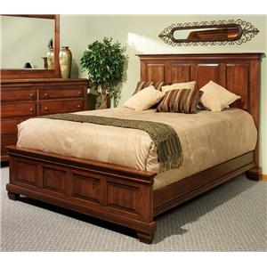 Canal Dover Furniture Northbrook King Panel Bed