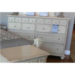 Jacob Edwards Designs Sutter Creek Drawer Dresser