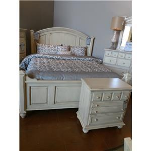 Jacob Edwards Designs Sutter Creek King Panel Bed