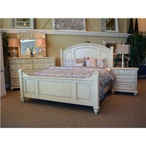 Jacob Edwards Designs Sutter Creek King Bedroom Group
