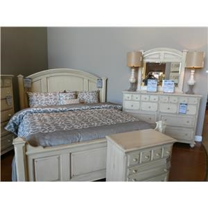 Jacob Edwards Designs Sutter Creek Queen Bedroom Group
