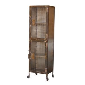 Morris Home Furnishings Morris Home Furnishings Stockholm Cabinet with wheels