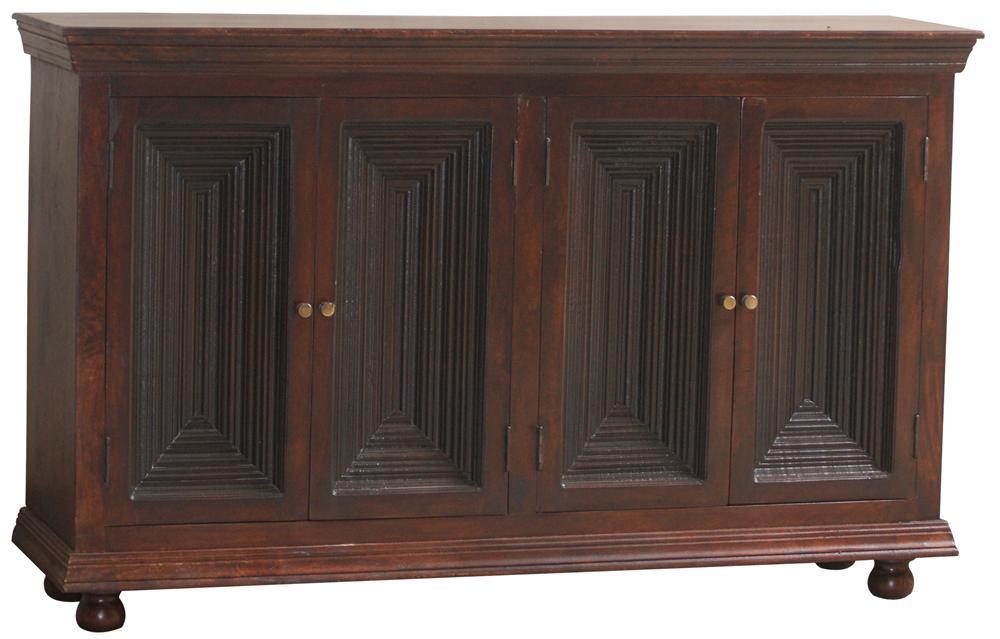 Morris Home Furnishings Morris Home Furnishings Kenya Sideboard - Item Number: GURU-4134