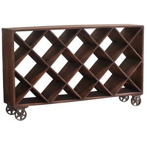 Morris Home Furnishings Morris Home Furnishings Malawi Storage Cart