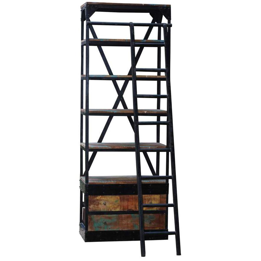 Morris Home Furnishings Morris Home Furnishings Morocco Bookcase  - Item Number: NRC-5717