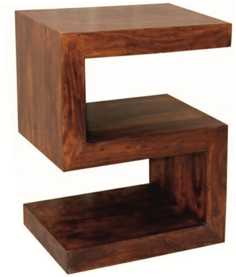 Morris Home Furnishings Morris Home Furnishings Rwanda Chairside Table - Item Number: ISA-1001